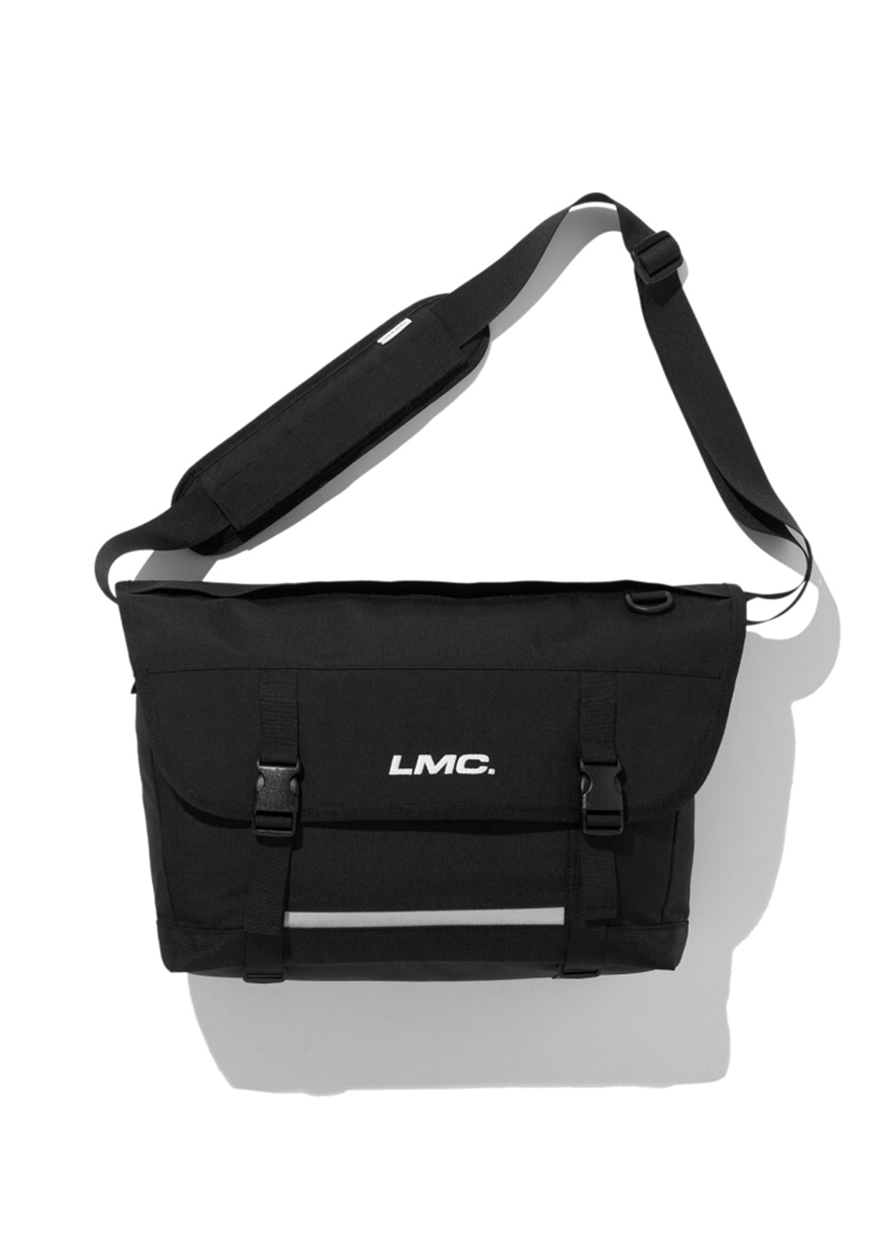 LMC SYSTEM UTILITY MESSENGER BAG black