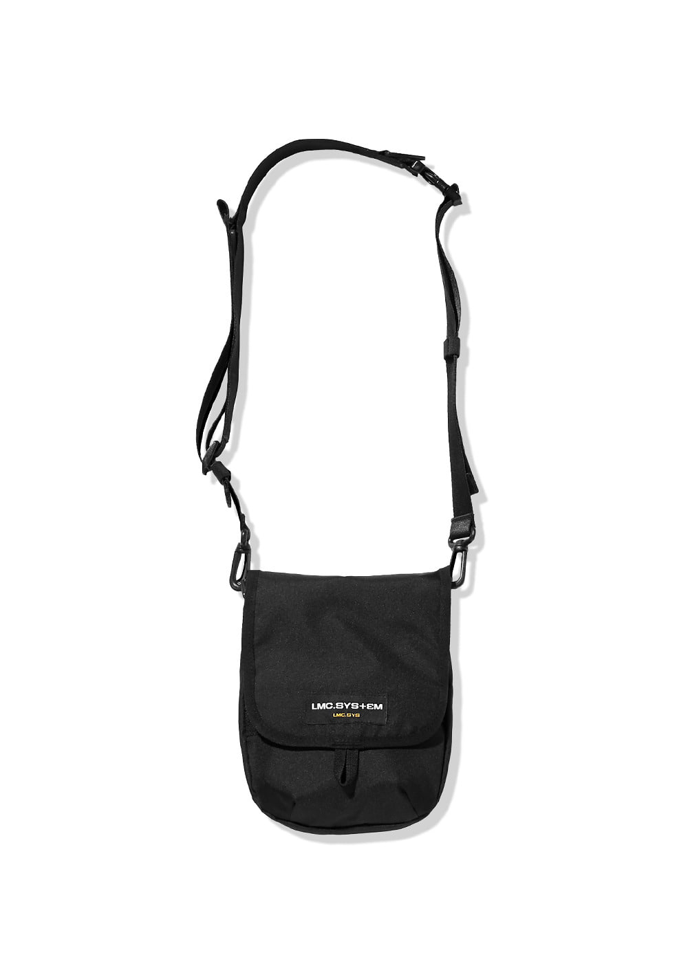 LMC SYSTEM MINI MUSETTE CROSS BAG black