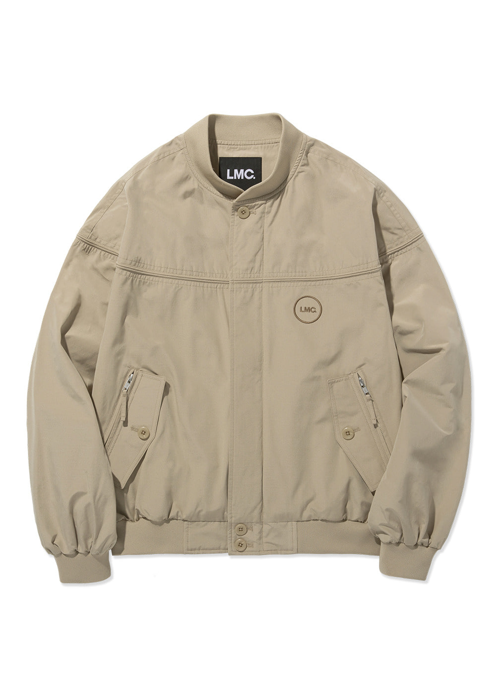 LMC DERBY JACKET beige