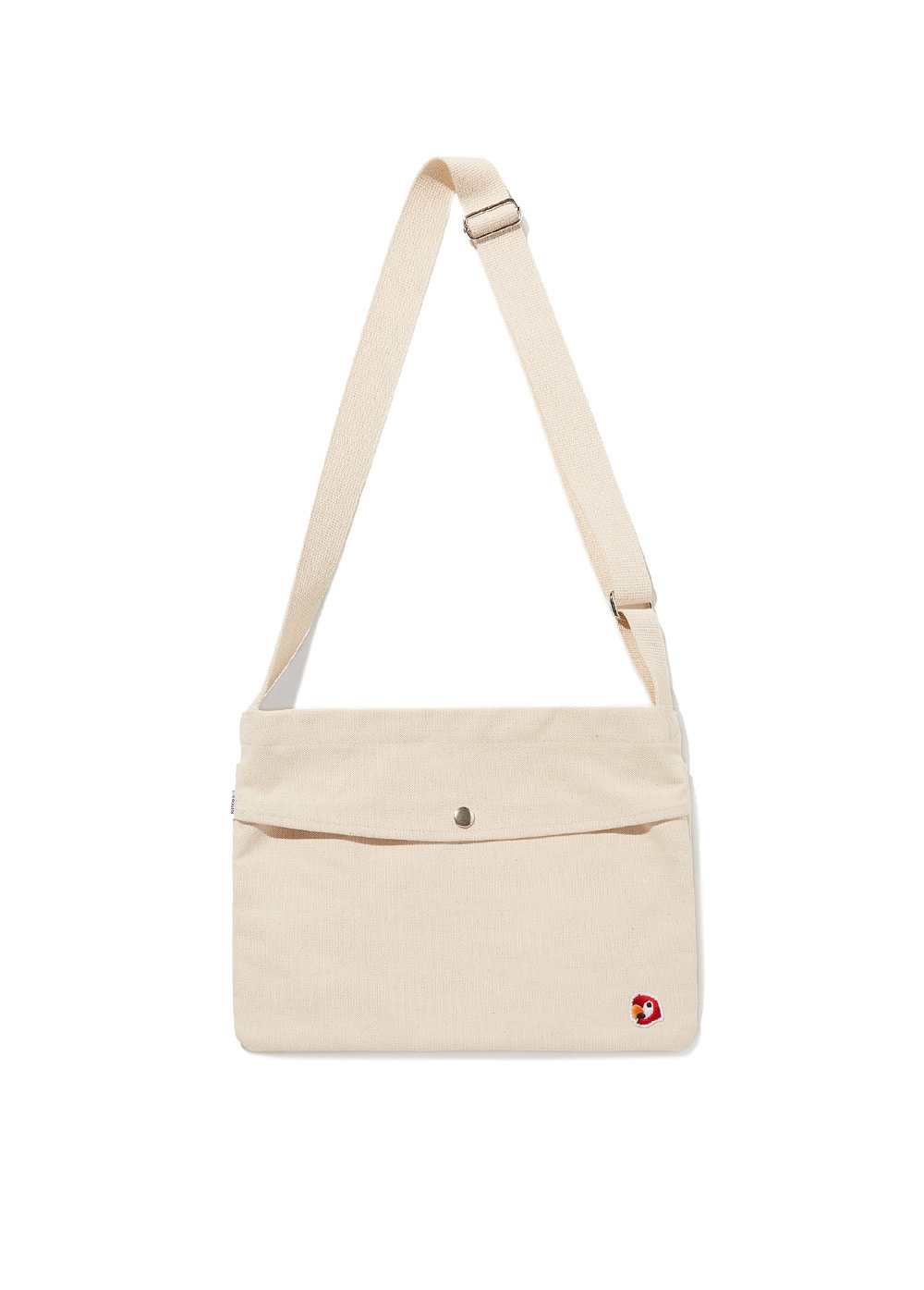 KANCO CANVAS 3WAY CROSS BAG ivory