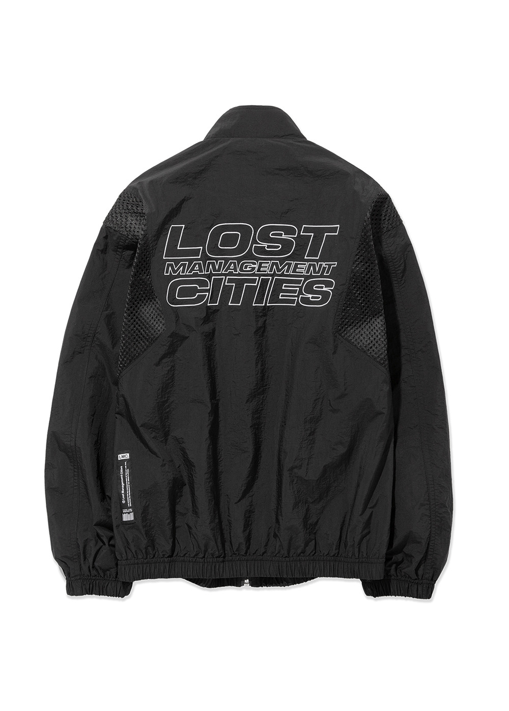 LMC MMWB TRACK SUIT JACKET black