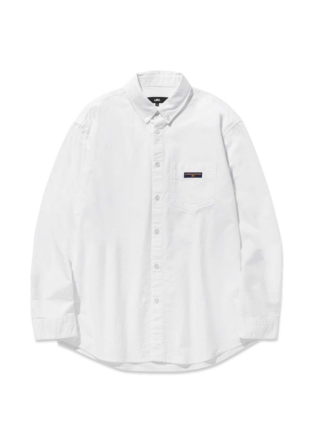 LMC BASIC SHIRT white