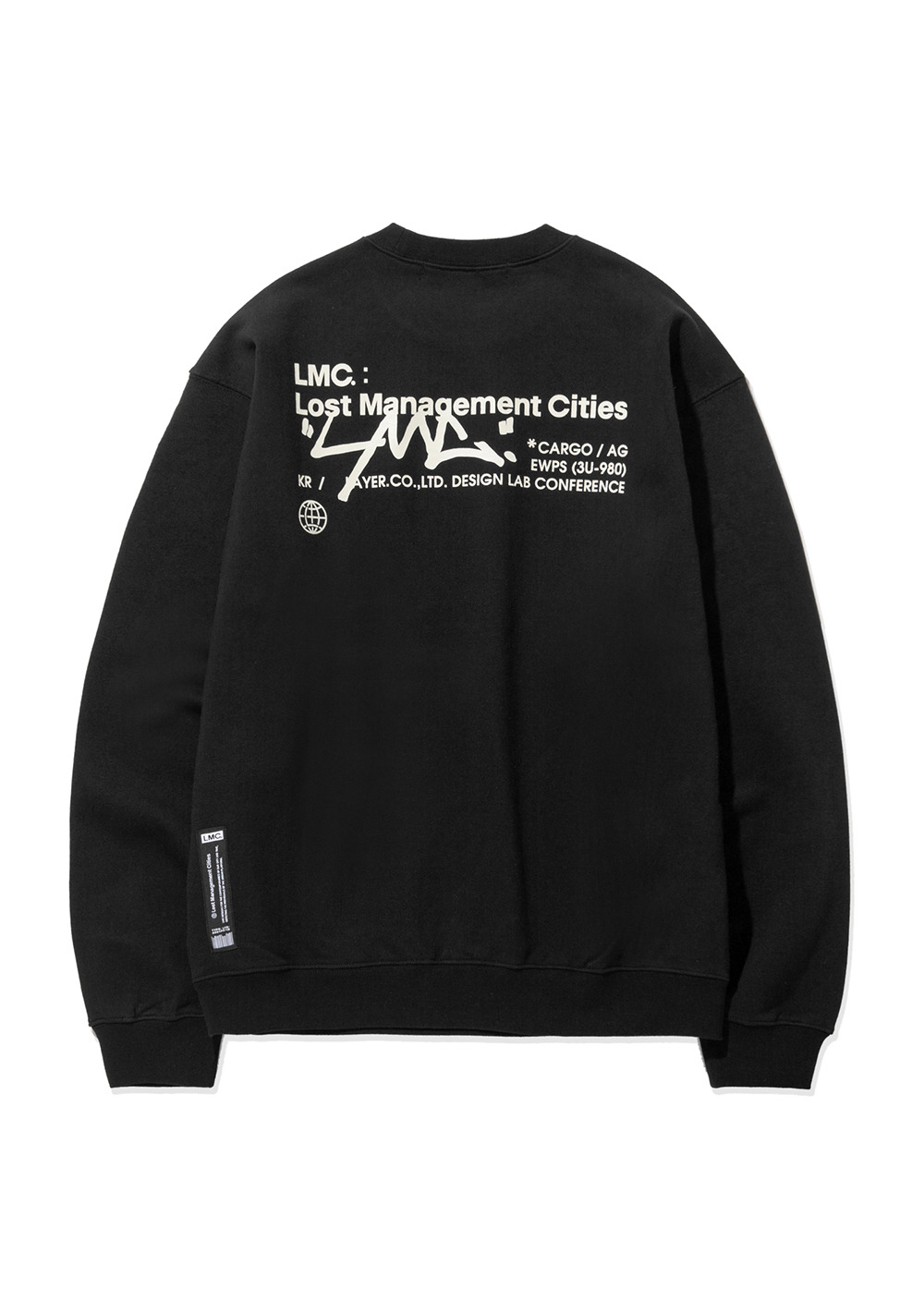 LMC SIGNATURE SWEATSHIRT black