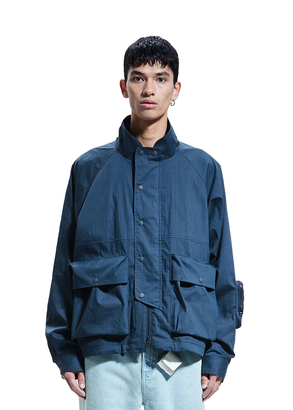 COMFORT MOUNTAIN JACKET prussian blue